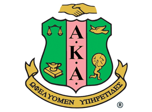 Alpha Kappa Alpha Sorority, Inc. Crest