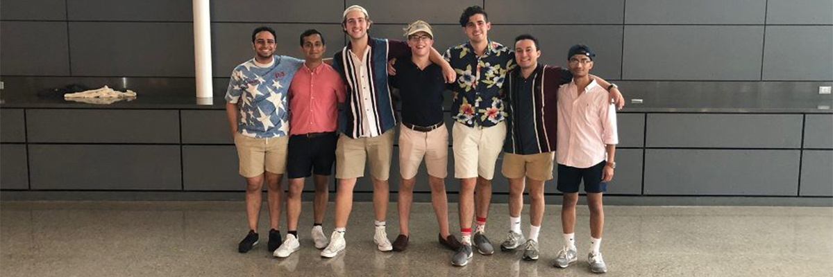 Interfraternity Council Executive Board
