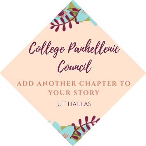 College Panhellenic Council - Add Another Chapter to Your Story.